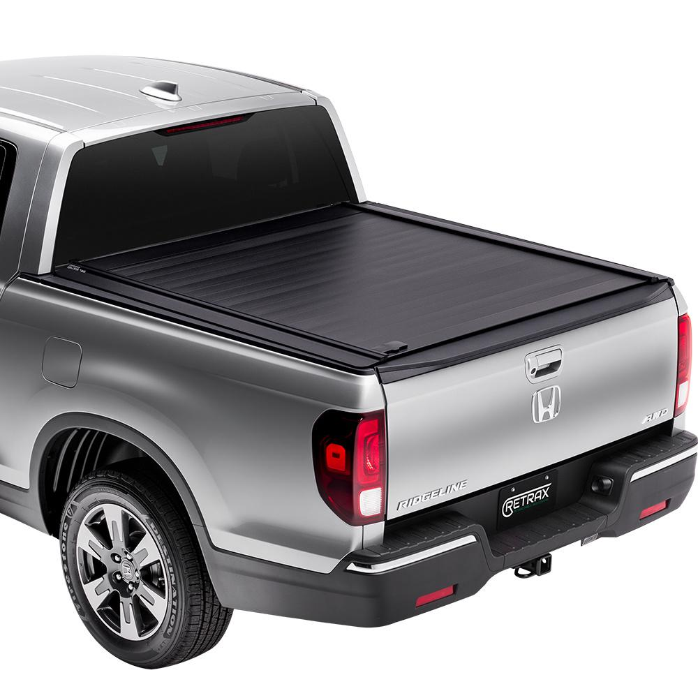 Retrax One Mx Tonneau Cover 17 19 Honda Ridgeline 60502 The Home Depot