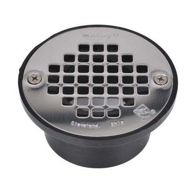 Oatey ABS Drain with Stainless Steel Strainer