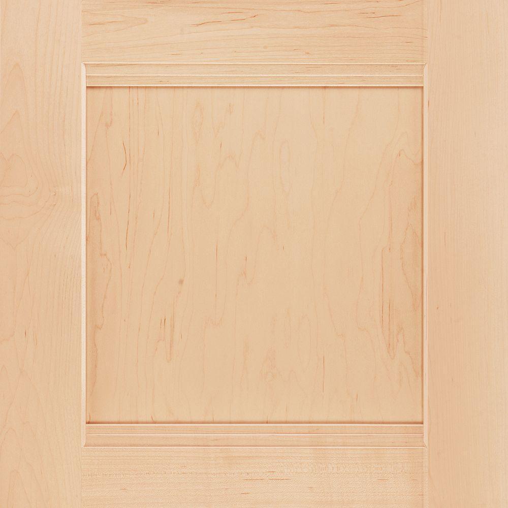 14-9/16x14-1/2 in. Cabinet Door Sample in Del Ray Maple Natural