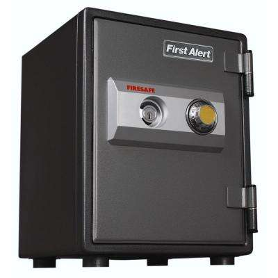 0.80 cu. ft. Capacity and Solid Steel Fire Resistant Safe
