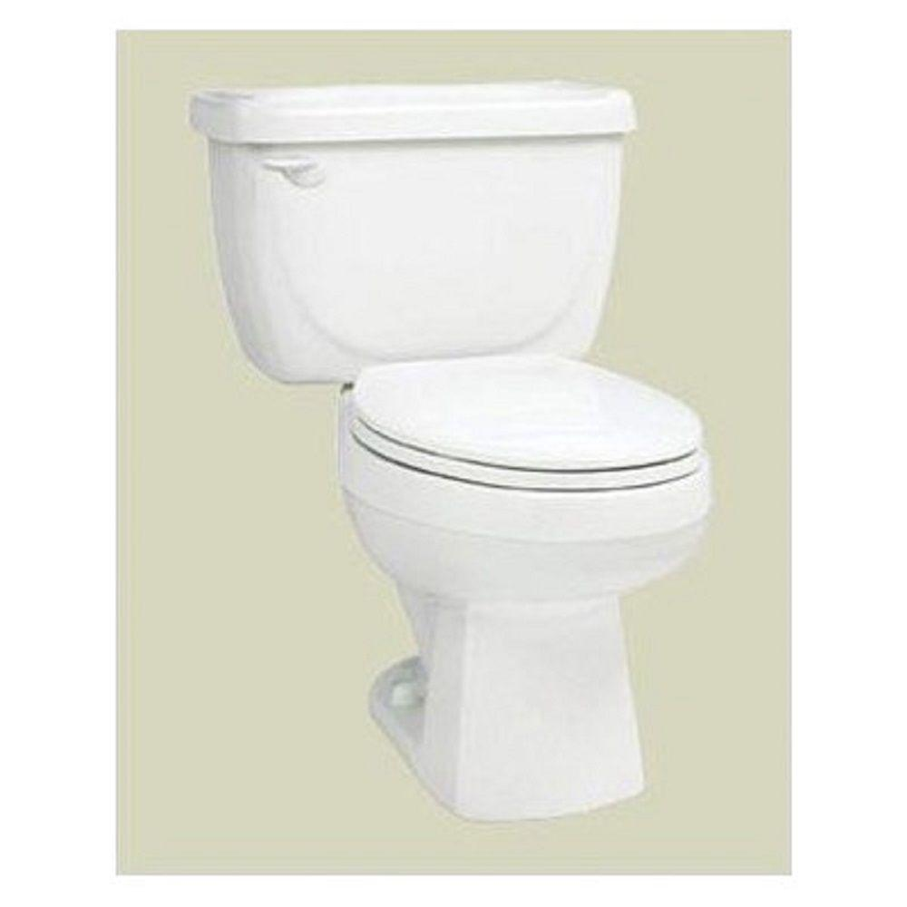 St. Thomas Creations Marathon II 12 in. 1.6 GPF Toilet Tank Only in Balsa