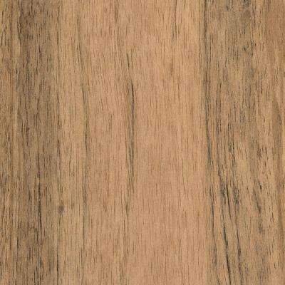 Textured Walnut Malawi Laminate Flooring - 5 in. x 7 in. Take Home Sample