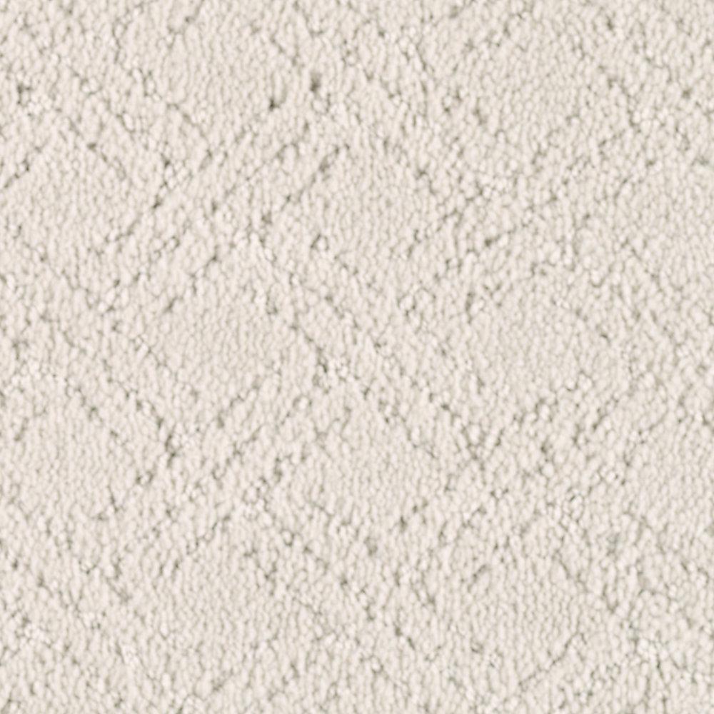 Pure - Color Dove Pattern 12 ft. Carpet