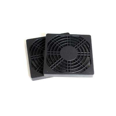 90 mm Fan Filter, Black