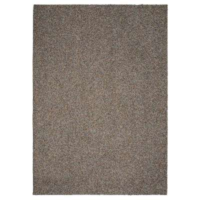 Southpointe Shag Chocolate/Multi 6 ft. x 9 ft. Area Rug