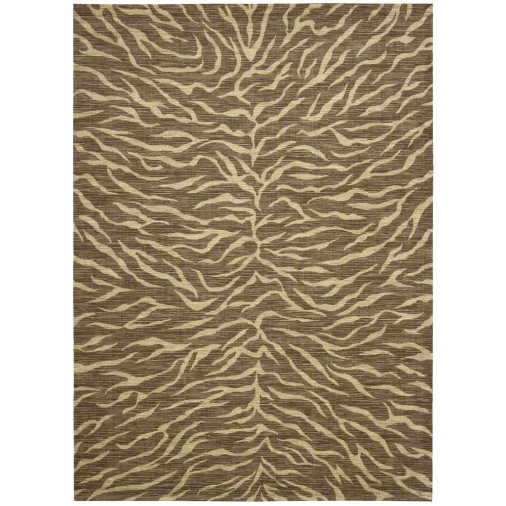 Riviera Chocolate 7 ft. 9 in. x 10 ft. 10 in.