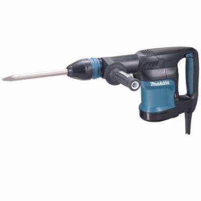 10 Amp 3/4 in. Corded 11 lbs. Variable Speed Demolition Hammer with Soft Start Side Handle and Hard Case
