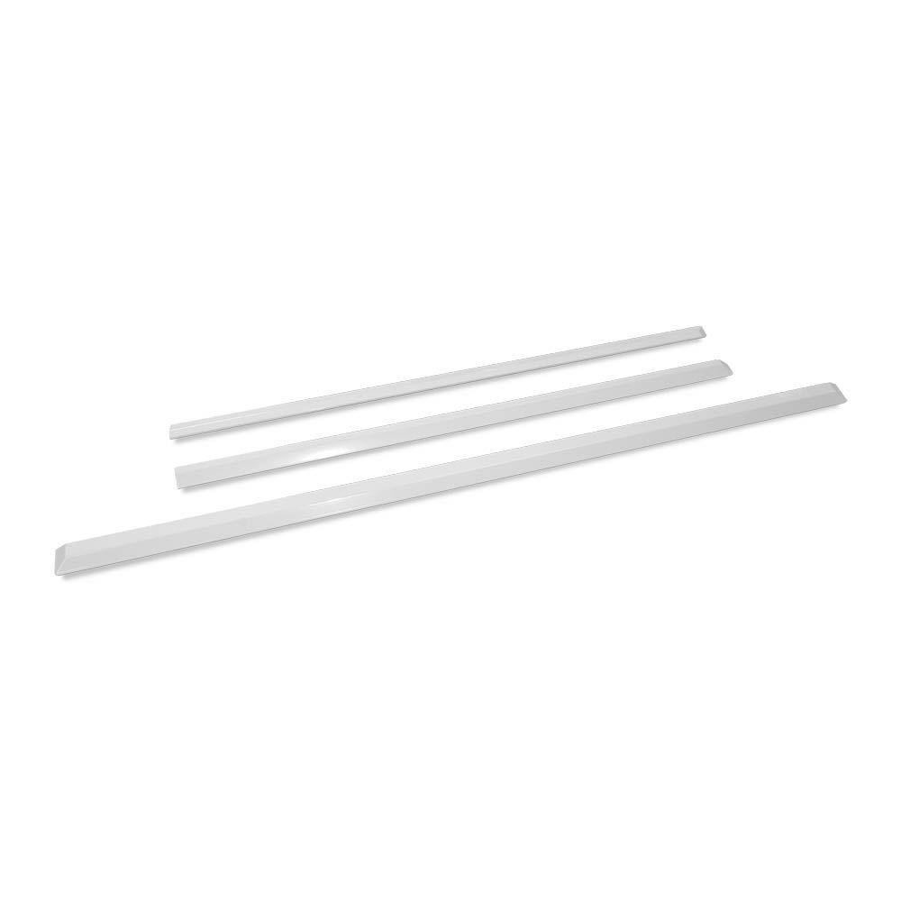 Whirlpool Slide In Range Trim Kit In White W10675027 The