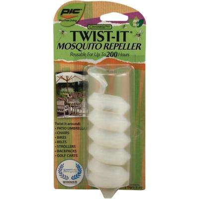 Twist-It Mosquito Repeller (2-Pack)