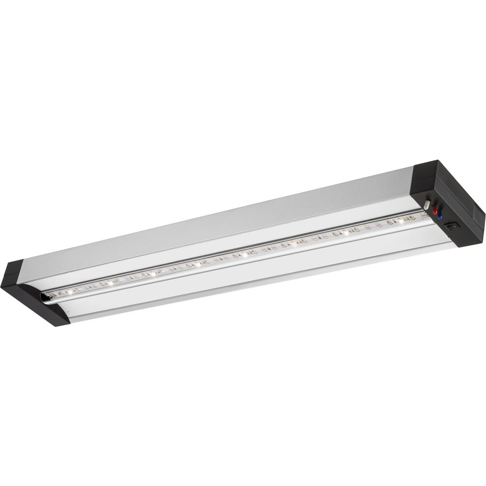 Lithonia Lighting GRWL 24IN 40K 80CRI SLV M4 2 ft. 29-Watt Silver ...