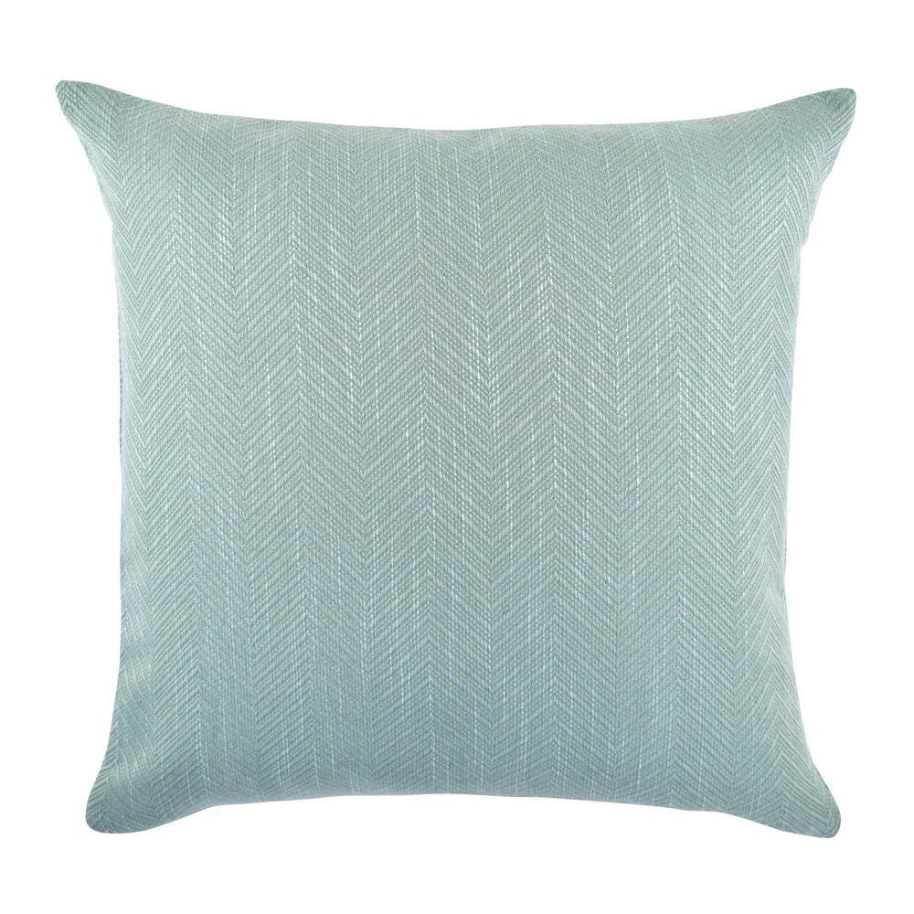 Chevron Matelass Designer Throw Pillow