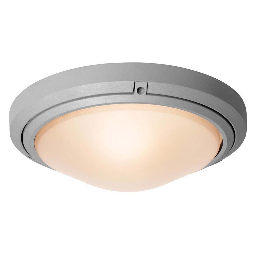Oceanus 1-Light SatinOutdoor LED Sconce
