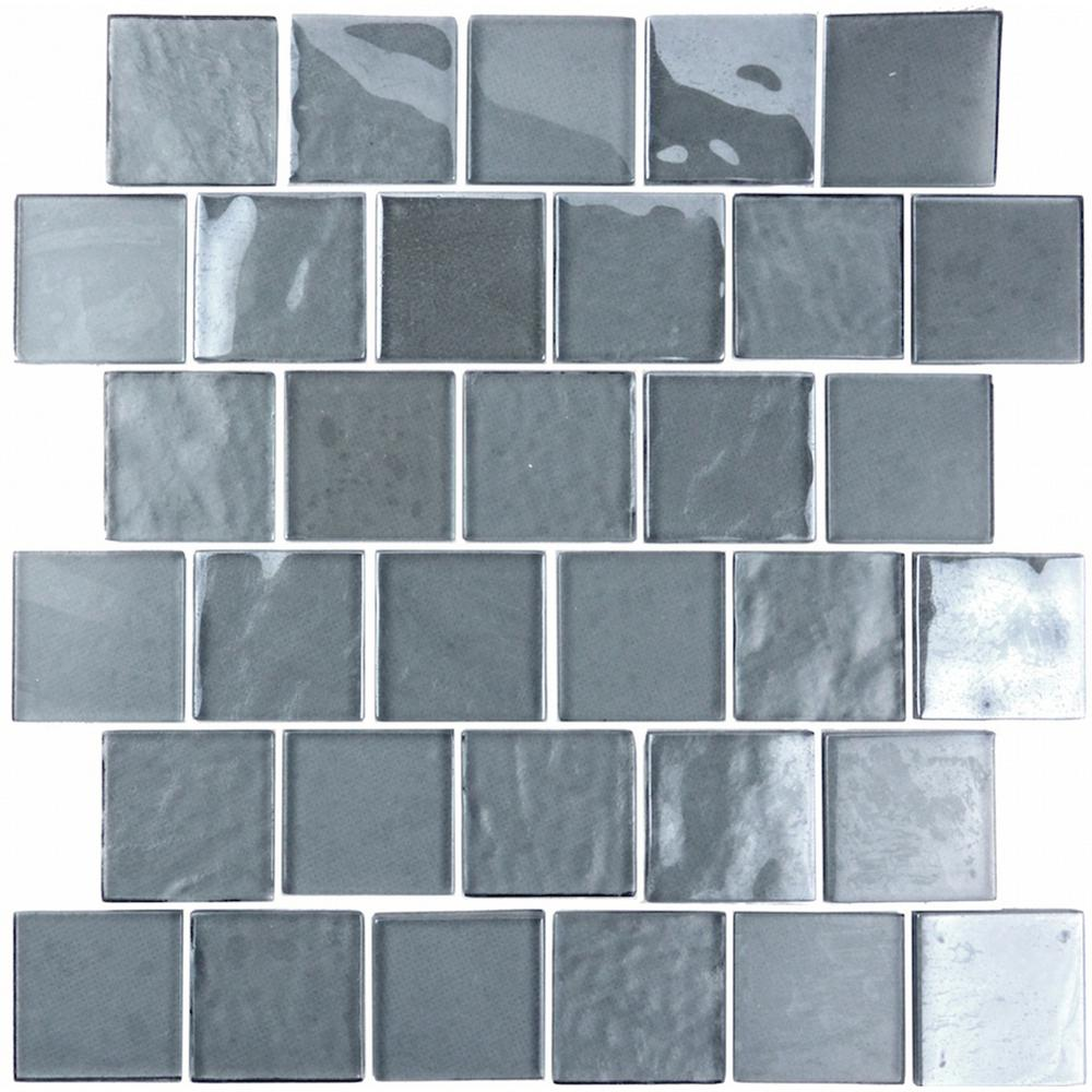 ABOLOS Landscape Gray Translucent 12.25 in. x 12.25 in. x 6.35mm ...