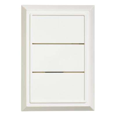 Wired Door Chime Receiver, White