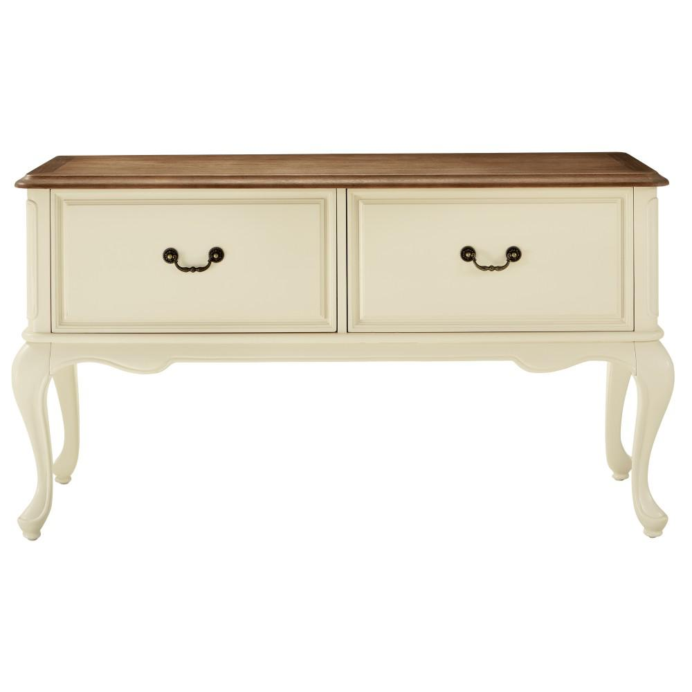 home decorators collection provence home decorators collection provence ivory file console 11462