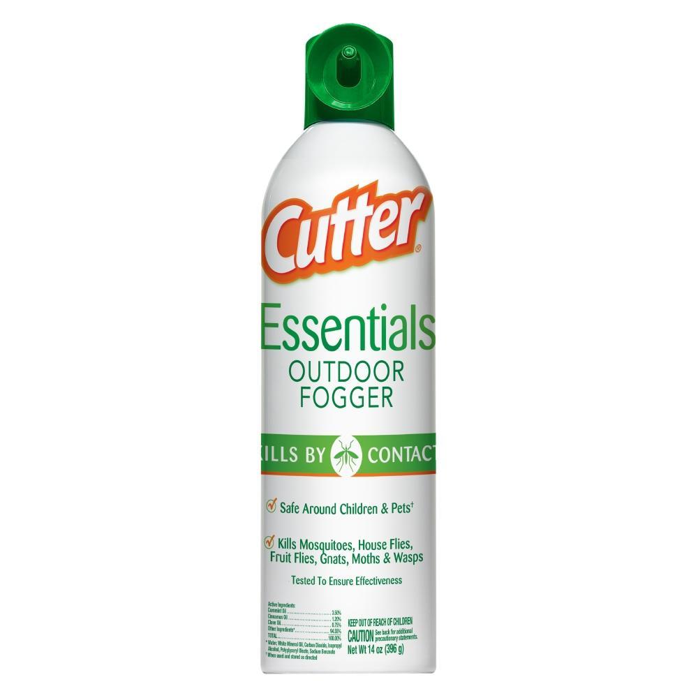 14 oz. Essentials Outdoor Fogger Bug and Mosquito Killer