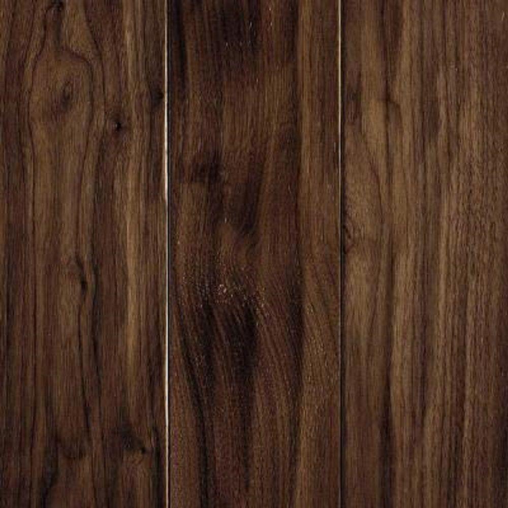 Mohawk take home sample carvers creek natural walnut for Missouri hardwood flooring