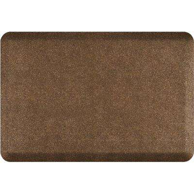 Granite Copper 24 in. x 36 in. Advanced Polyurethane Anti-Fatigue Mat