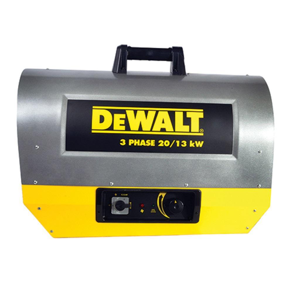 20-Watt 240-Volt Forced Air Electric Heater