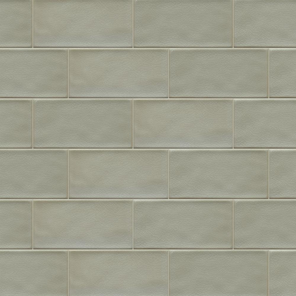 - Daltile Structured Effects Crackled Pebble 3 In. X 6 In. Glazed