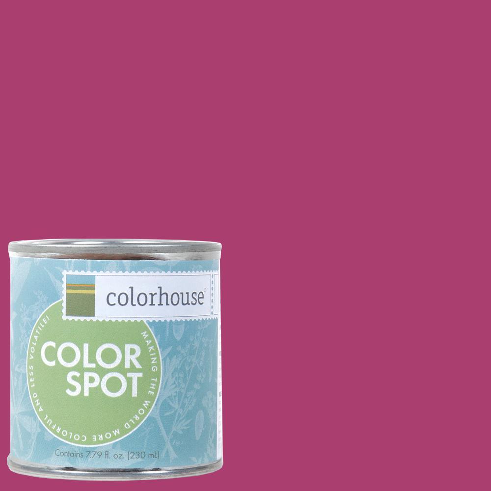 8 oz. Petal .04 Colorspot Eggshell Interior Paint Sample