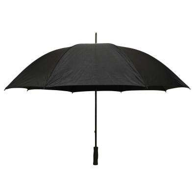 5 ft. Golf Umbrella in All Black