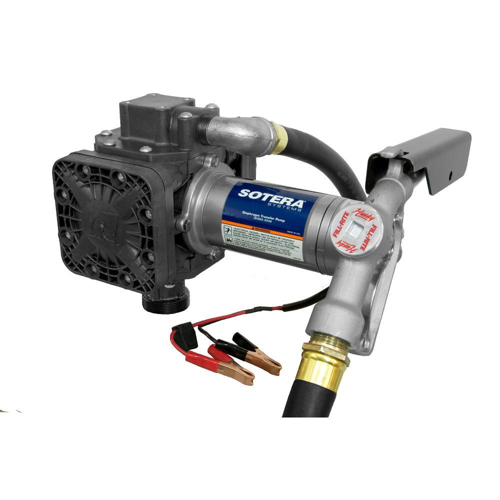 12v Transfer Pumps Utility Pumps The Home Depot