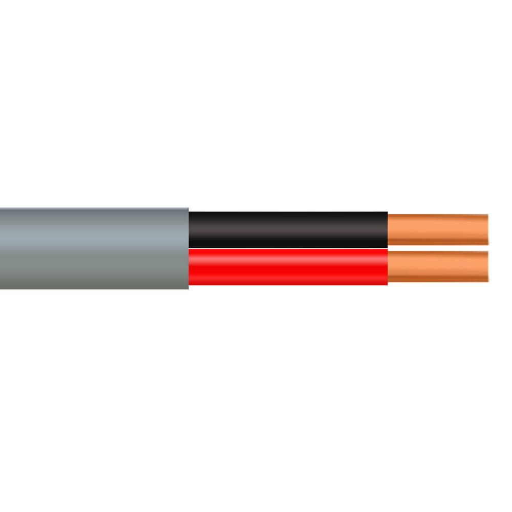 22 AWG 4//C Str CMR Riser Rated Shielded Sound /& Security Cable 1000 Feet