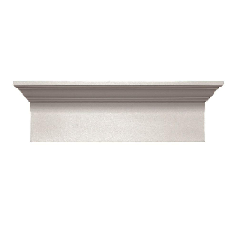 40 in. x 12 in. x 4-1/2 in. Polyurethane Window and