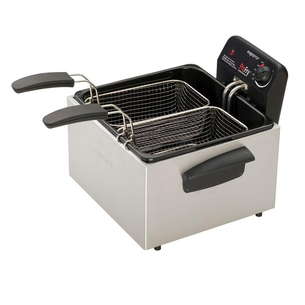 12-Cup Deep Fryer
