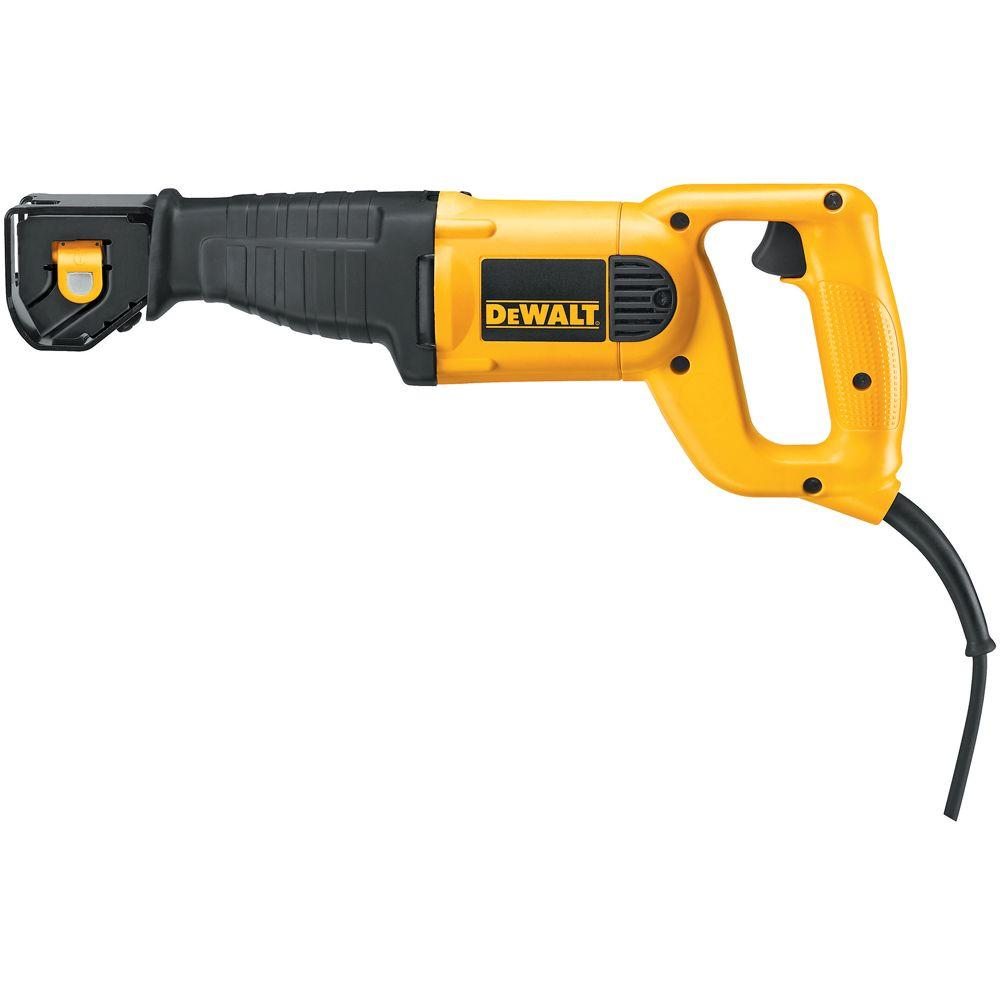 Dewalt 10 amp corded variable speed reciprocating saw dwe304 the dewalt 10 amp corded variable speed reciprocating saw greentooth Gallery