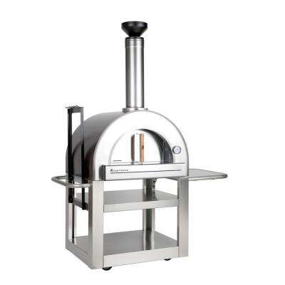 Pronto 500 Wood Burning Oven 20 in. x 24 in. in Copper
