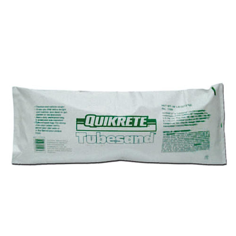 Quikrete 60 Lb Tube Sand 115960 The Home Depot