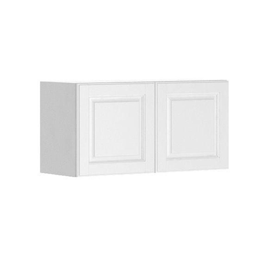 Painting Melamine Kitchen Cabinets White: Fabritec Ready To Assemble 30x15x12.5 In. Birmingham Wall