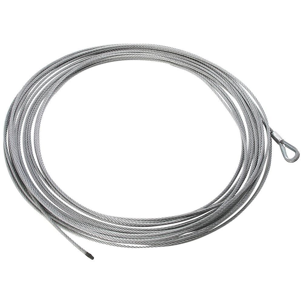 3/16 in. x 50 ft. ATV/UTV Winch Cable