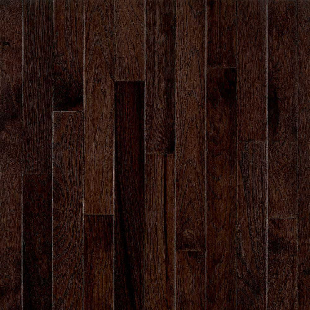 Dark Hardwood Floors ~ Bruce frontier shadow hickory in thick