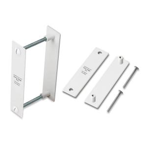 Door Edge Pro-Door Reinforcer  sc 1 st  The Home Depot & StrikeMaster II Door Frame and Hinge Reinforcement-55724 - The Home ...