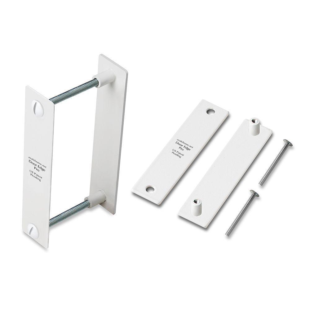 Door Edge Pro-Door Reinforcer  sc 1 st  The Home Depot & StrikeMaster II Door Frame and Hinge Reinforcement-55724 - The ... pezcame.com