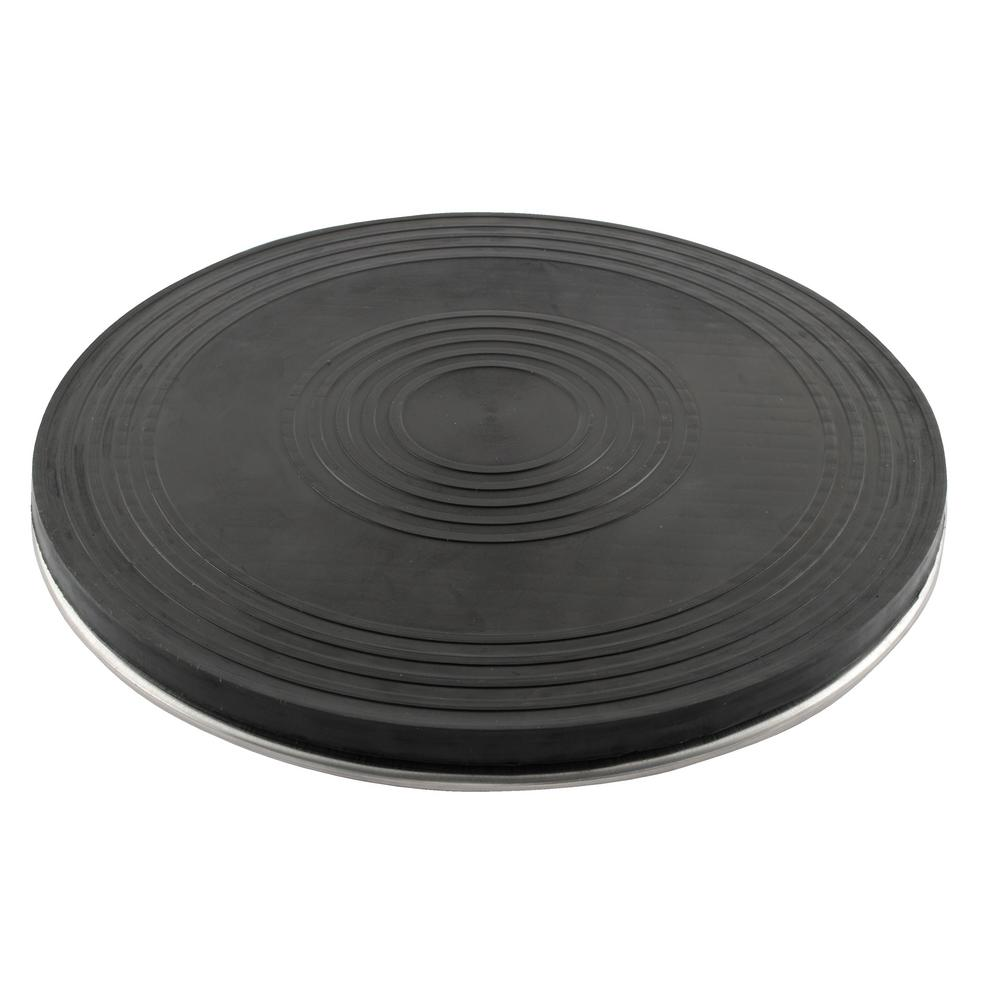 500 lb. 1 in. x 12 in. Dia Heavy-Duty Manual Turntable