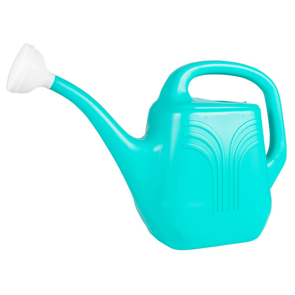 2 Gallon Calypso Watering Can Plastic Classic