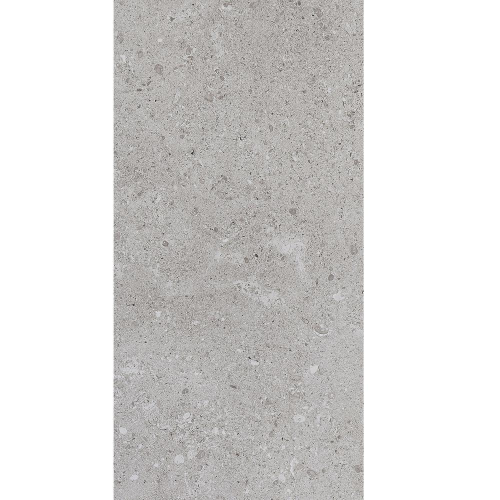 Daltile Adelaide Gray Textured 12 In X