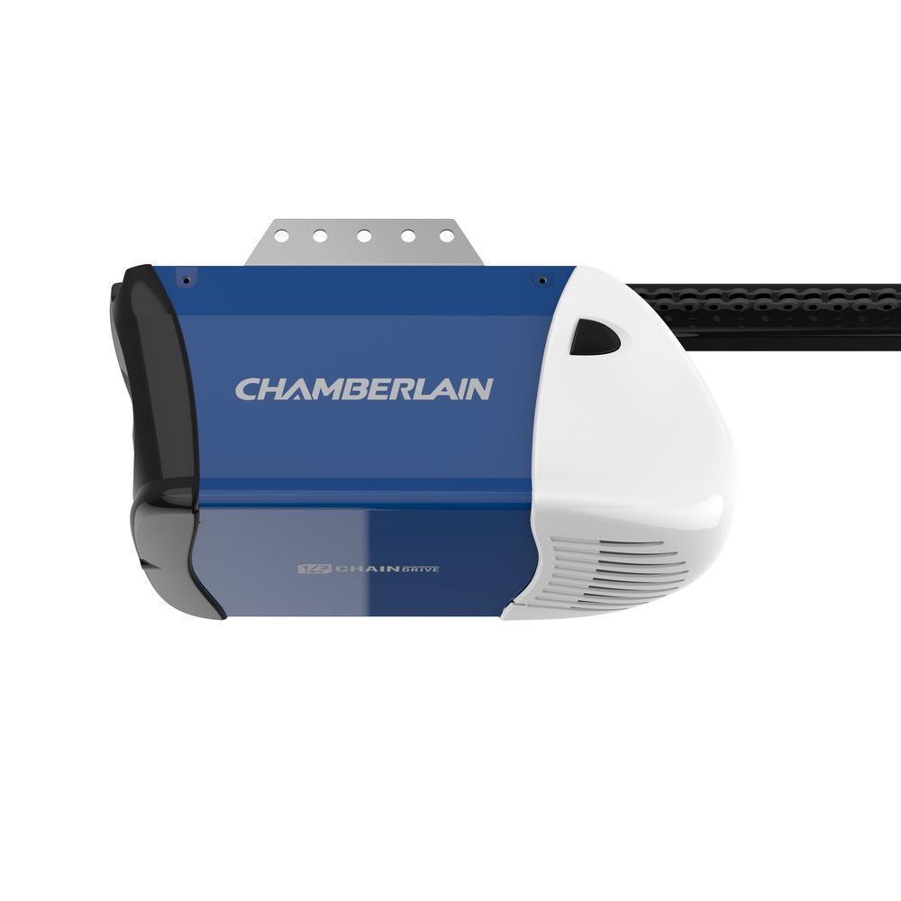 Chamberlain Garage Door Opener Powerful Motor Safety
