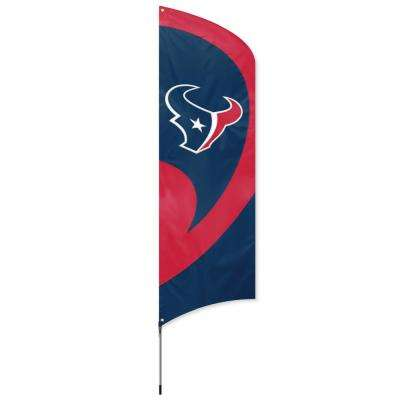 Houston Texans Tall Team Flag