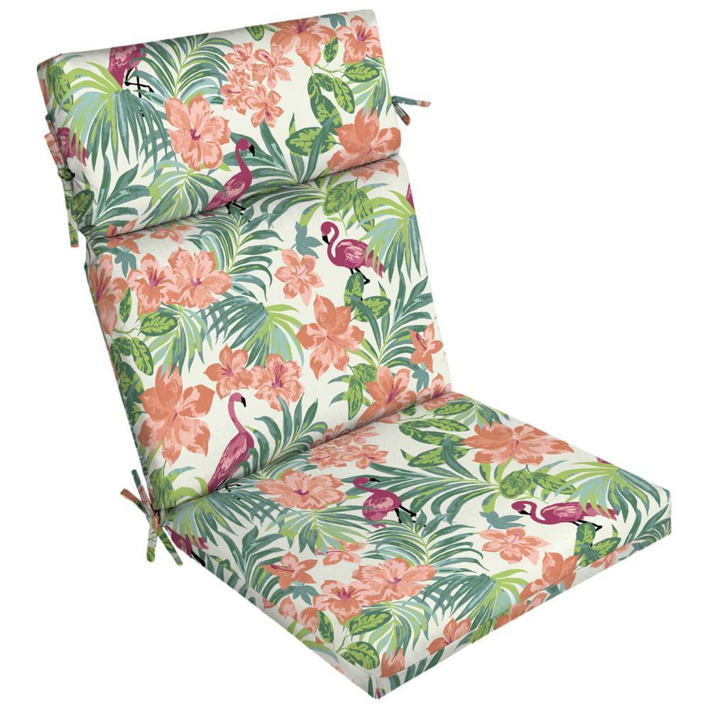 Arden Selections 21 X 20 Sapphire Reid Diamond Outdoor Dining Chair