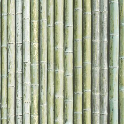 Bamboo Vinyl Strippable Roll (Covers 55 sq. ft.)