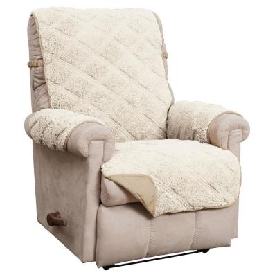 Hudson Ivory Waterproof Recliner Furniture Cover