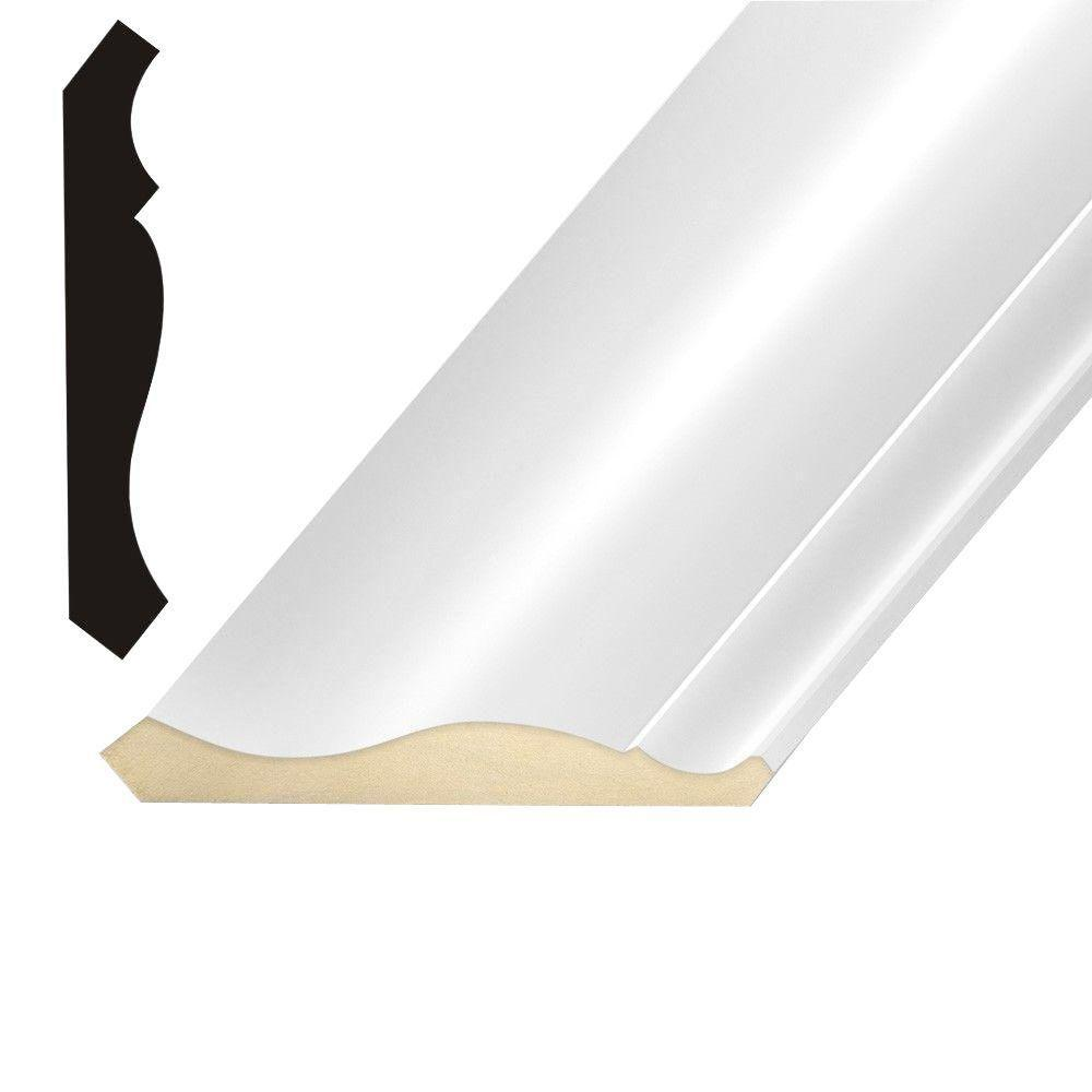 OP 045 5/8 in. x 5-1/4 in. MDF Crown Moulding