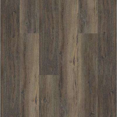 Take Home Sample - Melrose Lodge Click Resilient Vinyl Plank Flooring - 5 in. x 7 in.