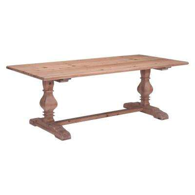 Norfolk Natural Fir Dining Table