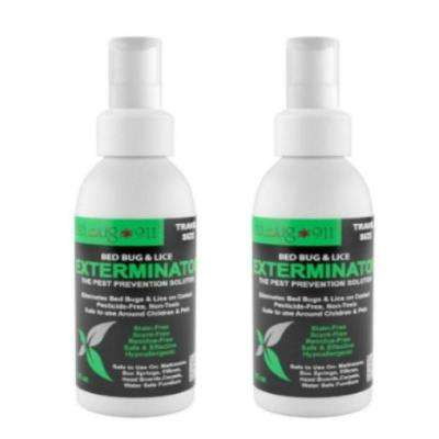 3 oz. Bed Bug Spray (2 Pack)
